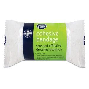 Cohesive Bandage Latex Free 10cm x 4m437
