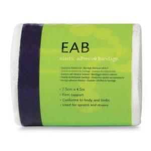 Elastic Adhesive Bandage white