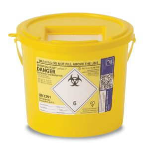Sharps Container 7ltr4603