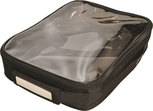 MobileAid Clear-View Emergency Pouch60360