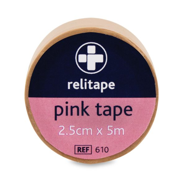 Relitape Washproof Tape 2.5 x 5m610