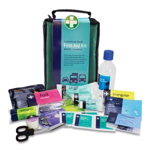 BS8599-1 Workplace First Aid Travel Kit684