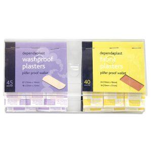 Plaster Dispenser Plastic - for Pilfer Proof Plasters775
