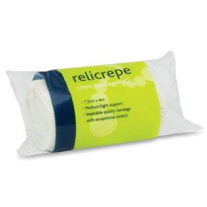 Crepe Bandage 7.5 x 4M Reliance UK803