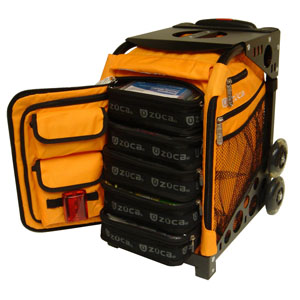 SecureCage 4000 Crush-Resistant 4-PERSON 3-DAY Rolling Earthquake & Emergency Kit83400