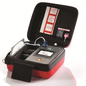Philips Heart Start Defibrillator FR3 with carrying case-989803149971861389CC