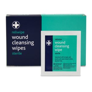 CLEANSING WIPES BOX OF 20939