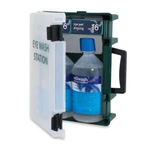 Eyewash Station Deluxe Complete955