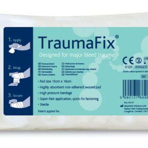 Reliance Trauma Fix Dressing Sterile - 10 x 18 cm - Single962