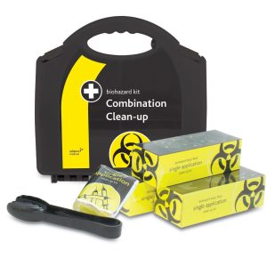 Biohazard Combination Clean Up Kit983