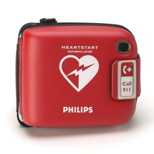 Red Carrying Case for the FRx Defibrillator9.89803E+11
