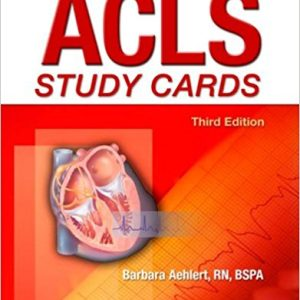 ACLS Study CardsBO-284