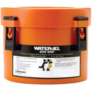 WATER-JEL Burn Wrap In Orange Canister - 91 X 76CMBU-029