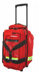 R-aid Trolley Pro Red Black Cordura Trolley with BagCB04181