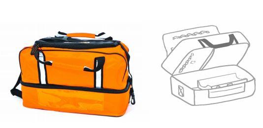 SPENCER Response B.L.S. BAG (Orange) Dimensions: cm. 28x45x29CB07010