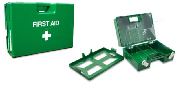 Customized First Aid Kit in Roma box with ANSI Z308.1 standardCP613