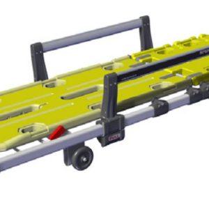 8409 S STRETCHER Stretcher with telescopic handlesCR00009
