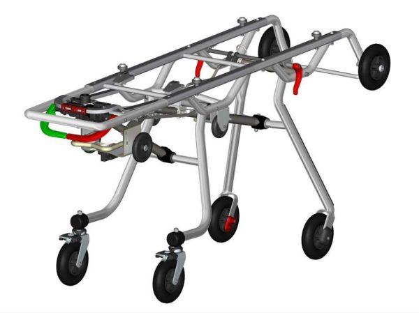 Cross chair trolleyCR00081