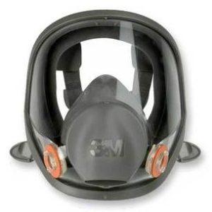 3M 6000 Series Full Face Mask