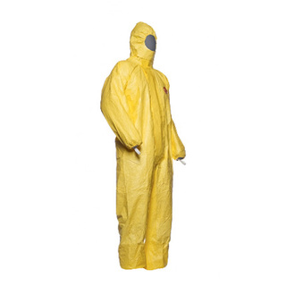 Dupont Tychem C Chas Protective CoverallDP/567