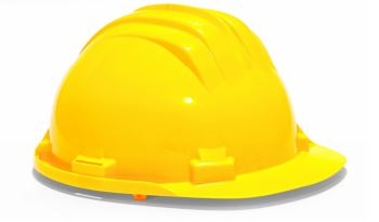 Pro Cap Yellow Protective safety helmetDR20000
