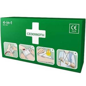 Cederroth Blood Stopper 1st Aid Universal Dressing