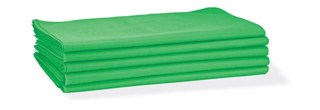 DRX 850 TNT Sheet disposable greenDR60850 K
