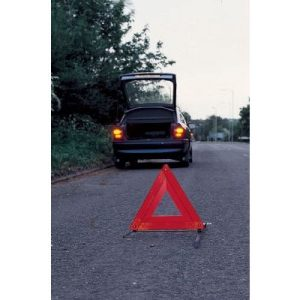Warning triangle from St John AmbulanceF00108