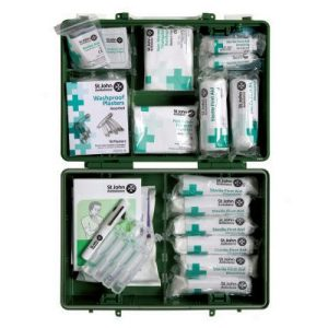 Premier first aid kit 50 personF00806