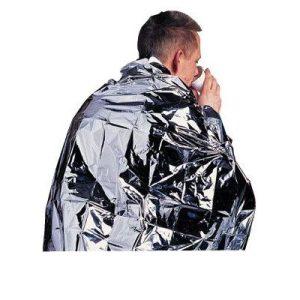 Disposable heat retaining blanket adult 210x160cmF06154