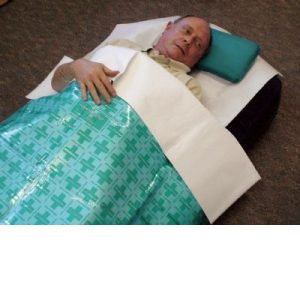 Mediwrap High Protection Blanket - Adult - 120 x 200 cm - 200 gF06156