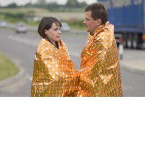 Mediwrap Hi-Vis Protection RAC Blankets - AdultF06161