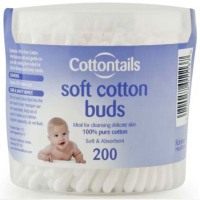 Cotton buds pk200F10810