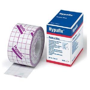 Hypafix Dressing Retention Sheet 5cmx10mF10947
