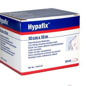 Hypafix Dressing Retention Sheet - 10cm x 10mF10948