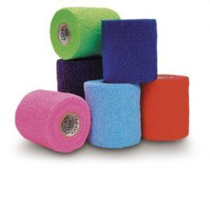 Co-plus support bandage asstd colours 7.5cmx2.7mF11598