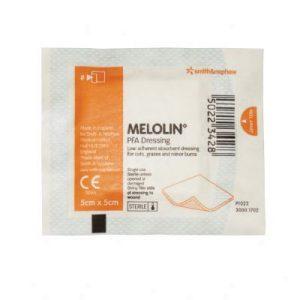 Melolin 5x5cm pk 5F11816