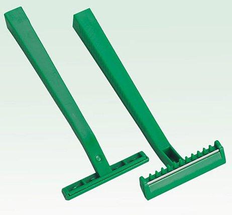 Disposable single blade razorF11901