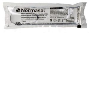 Normasol Sterile for wounds