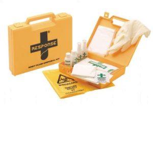 Response body fluid disposal spill kit 2 applicationsF14943