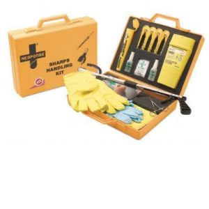 Response Sharps Handling Kit - Multi -Use with KCL glovesF14954