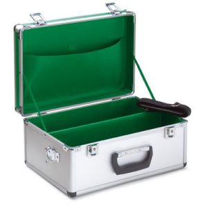 Aluminium fa case- 34 x 22.5 x 16.3cmF20038
