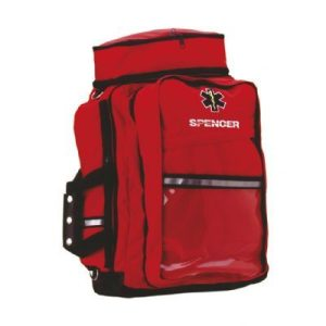 R-AID responder bag red cb04090AF20137-RED