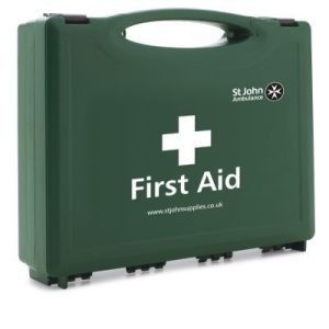 Travel (1 person) first aid kit - case 22.5x16x4cmF30040
