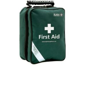 St John first aid kit in pouchF30055