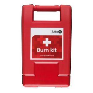 Alpha burn kit with wall bracketF30075