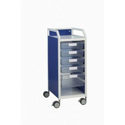 Executive Trolley with traysF75021