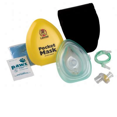 Laerdal pocket mask value packF79016