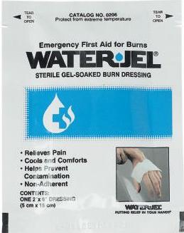 WaterJel® burn dressing - 5 x 15cmF80202