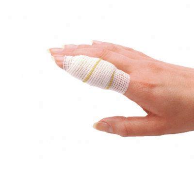 St John Ambulance finger dressingF90111